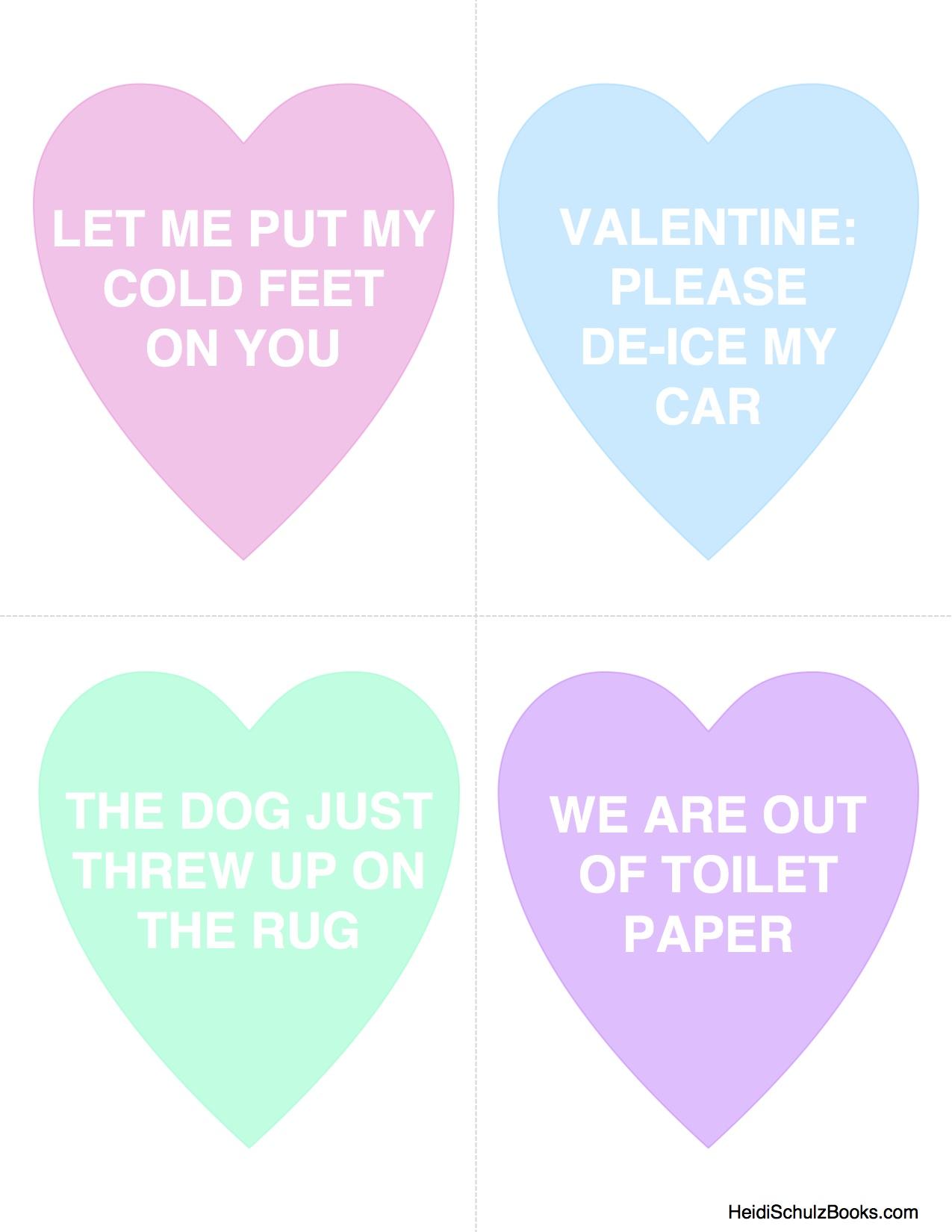 marital valentines