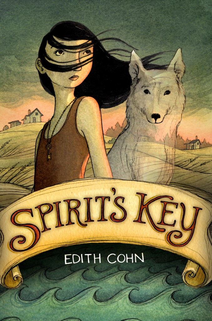 Spirits Key jacket front cover