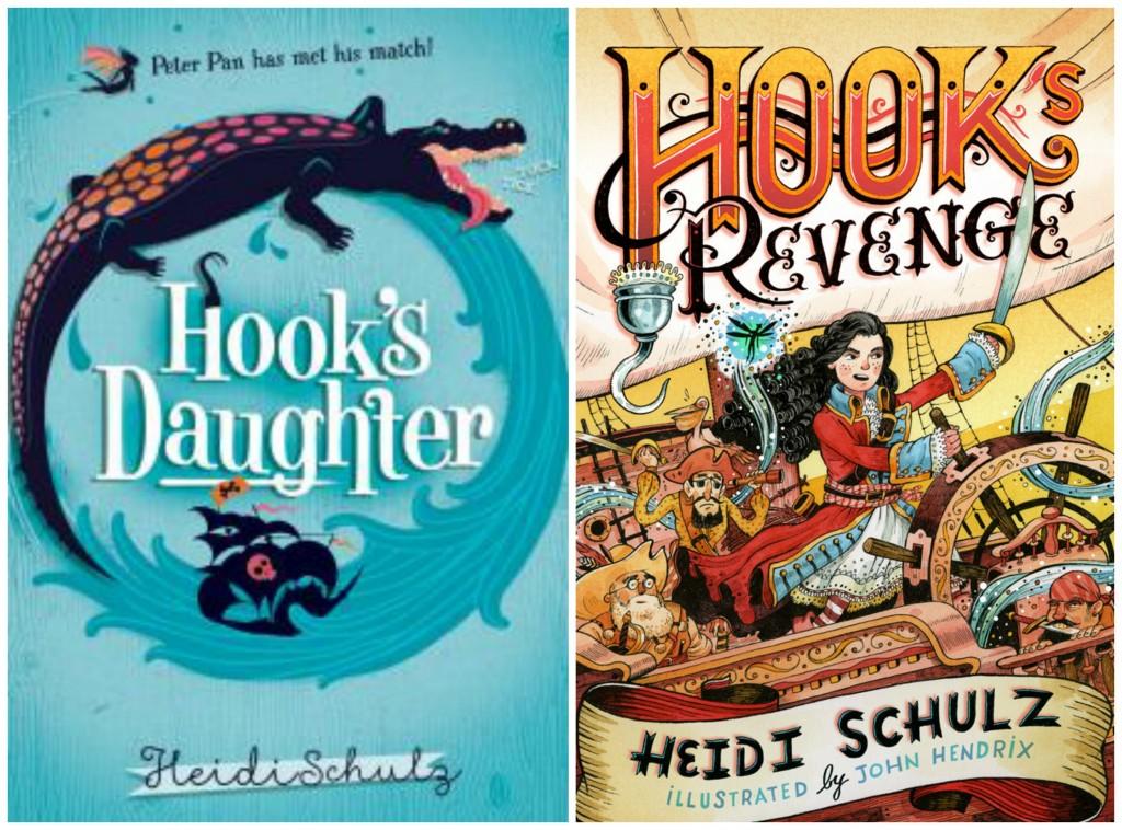 Hook's Daughter-Hook's Revenge