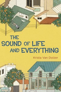 THE SOUND OF LIFE AND EVERYTHING final cover