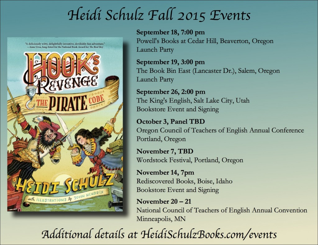 Fall 2015 Events